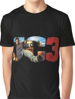 Just Cause 3 Graphic T-Shirt