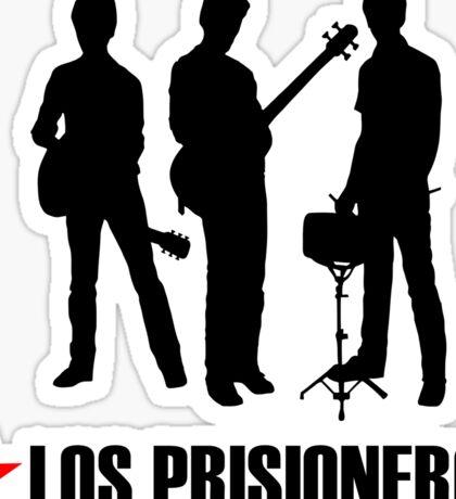 Los Prisioneros Sticker