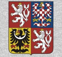 Coat of Arms of The Czech Republic by cadellin