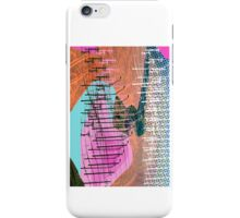 Human Landscape iPhone Case/Skin