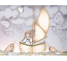 Spirit of the Narwhal Photographic Print