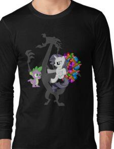 Discord - Rarity Long Sleeve T-Shirt