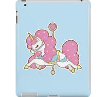 Carousel Unicorn iPad Case/Skin