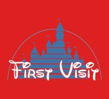 First Visit Kids Tee