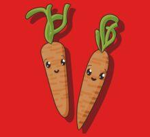 Kawaii carrot  Kids Clothes