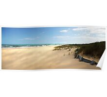Ninety Mile Beach, Lakes Entrance Poster