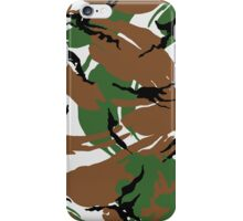 Camouflage_nature iPhone Case/Skin