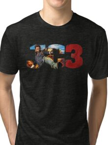 Just Cause 3 Tri-blend T-Shirt