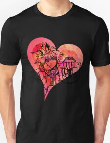 Sora, King of Hearts (red)  T-Shirt