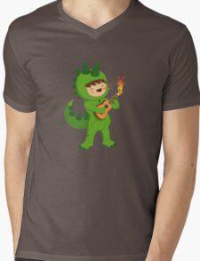 Oops Mens V-Neck T-Shirt