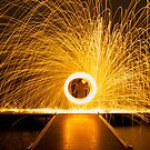 Fire Wheel by marting04