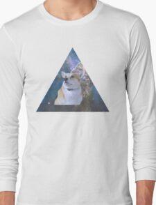 Space Corgi Long Sleeve T-Shirt