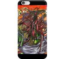 The Abysmal Demon of Hair iPhone Case/Skin