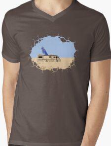 The Crystal Ship Mens V-Neck T-Shirt