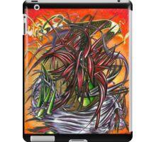 The Abysmal Demon of Hair iPad Case/Skin