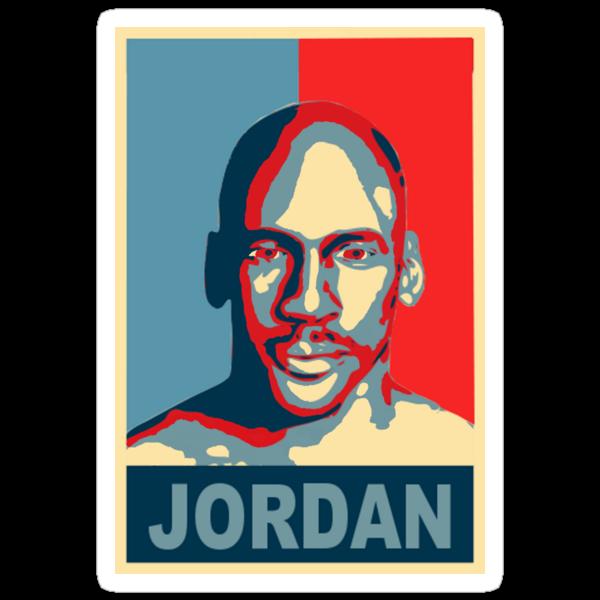 Michael Jordan by Doucey Tees