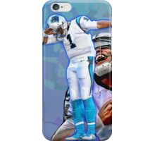 Cam Newton Dab #2 iPhone Case/Skin