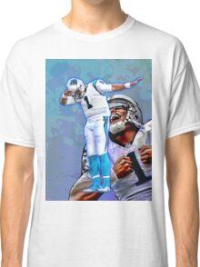 Cam Newton Dab #2 Classic T-Shirt