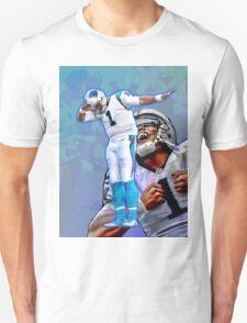 Cam Newton Dab #2 Unisex T-Shirt