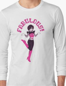 Mettaton Long Sleeve T-Shirt
