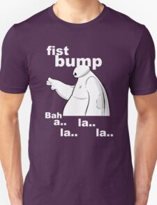 Fist Bump cute cartoon (baymax) T-Shirt