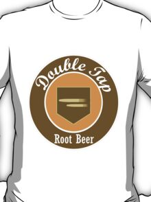 Double Tap Perk-A-Cola Label T-Shirt