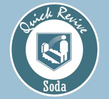 Quick Revive Perk-A-Cola Label by TBoneCaputo
