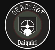 Dead Shot Daiquiri Perk-A-Cola Label by TBoneCaputo