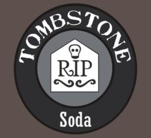Tombstone Perk-A-Cola Label by TBoneCaputo
