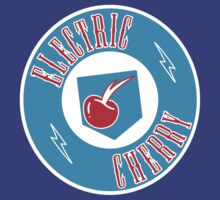 Electric Cherry Perk-A-Cola Label by TBoneCaputo