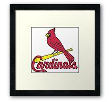 St. Louis Cardinals  Framed Print