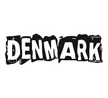 Denmark Text Design by Style-O-Mat