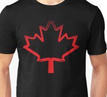 canadian maple leaf Unisex T-Shirt