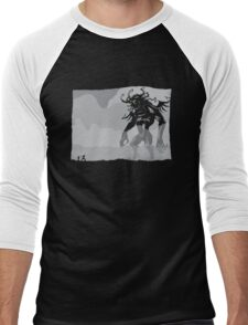 Shadow of the Heartless Men's Baseball ¾ T-Shirt