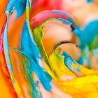 Swirling Rainbow.  by Sherstin Schwartz