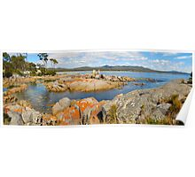 Bay of fires , Tasmania Poster