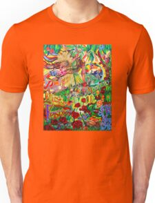 Peach Music Festival 2015 Unisex T-Shirt