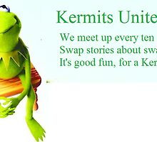 Kermits United by DrWhoJohnSmith