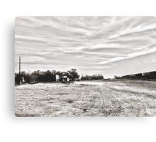 Dustbowl Wanderings Canvas Print