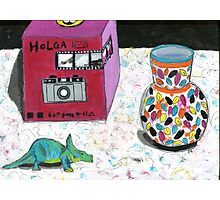 Holga box Photographic Print