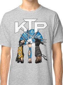 Kombat Tomb Podcast T-Shirt Logo Classic T-Shirt