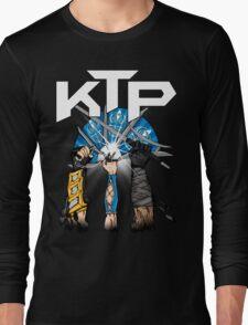 Kombat Tomb Podcast T-Shirt Logo Long Sleeve T-Shirt