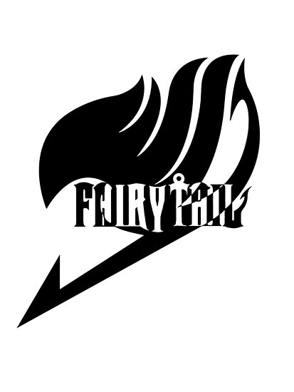 【700+ views】Fairy Tail in Black by Ruo7in