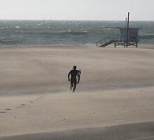Windy Surfing by ljw90028