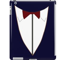 Bow Tie Shirt Top iPad Case/Skin