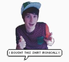 Danisnotonfire  by Glittery Toast