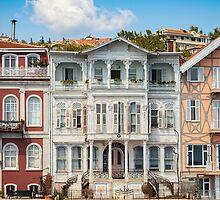 Colorful houses  by Dobromir Dobrinov