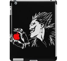 Weakness of Ryuk (Parody) iPad Case/Skin