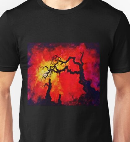THE OLD WARRIOR Unisex T-Shirt