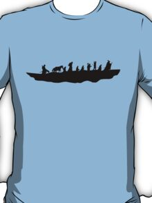 The Fellowship of the Ring (Chest graphic) T-Shirt